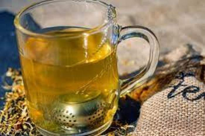 O cană de ceai