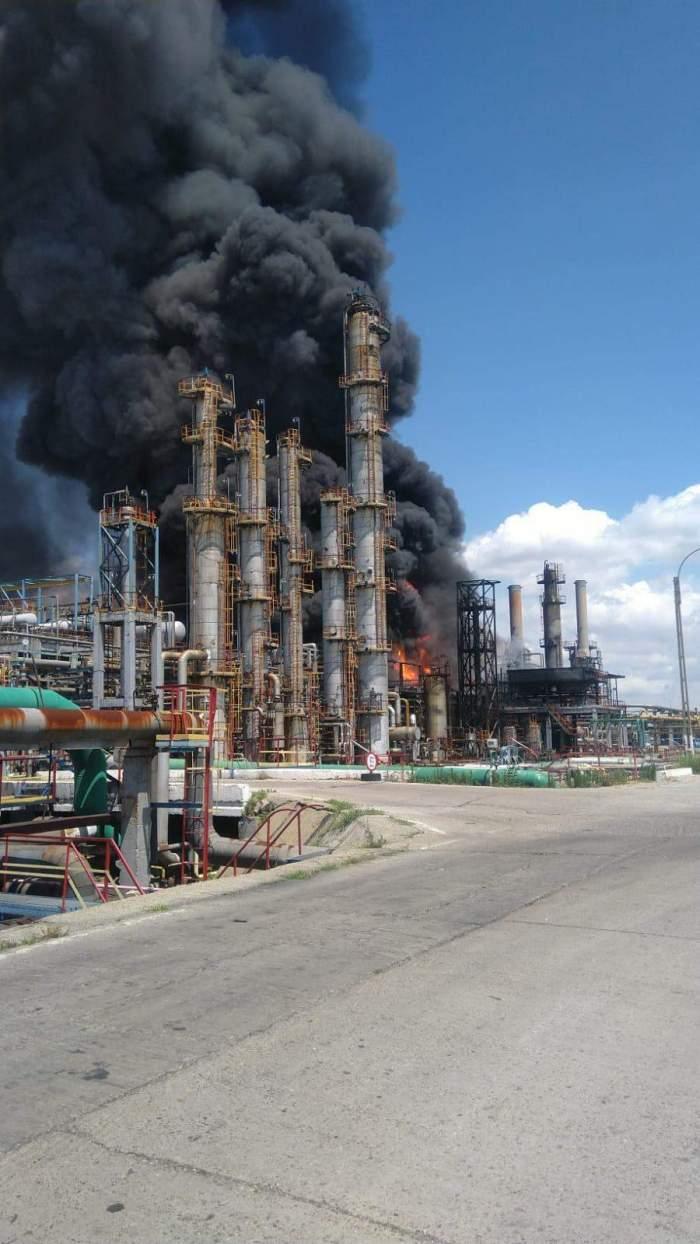 Încă un deces în urma exploziei de la Petromidia. Unul dintre cei doi pacienți transferați în Germania a decedat astăzi