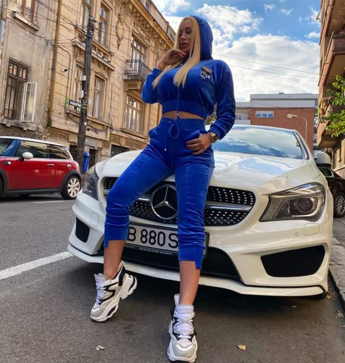 """Simona Trașcă, terorizată secundă cu secundă de agresor. Blondinei îi este teamă să mai doarmă la ea acasă: """"Mai grav decât obsesie"""" / VIDEO"""