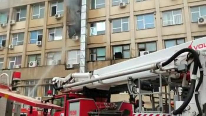 Care au fost cauzele incendiului de la Spitalul de Copii din Iași. Ancheta a scos la iveală detalii șocante