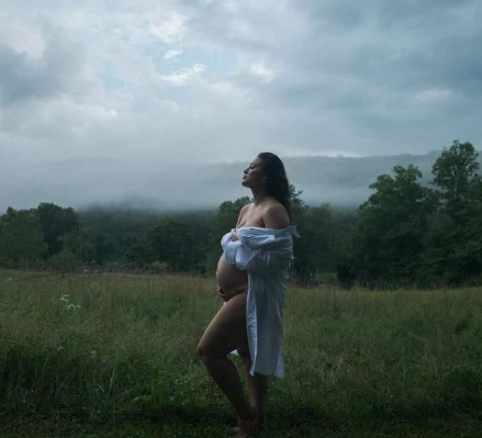 Ashley Graham, însărcinată pentru a doua oară! Modelul a făcut marele anunț