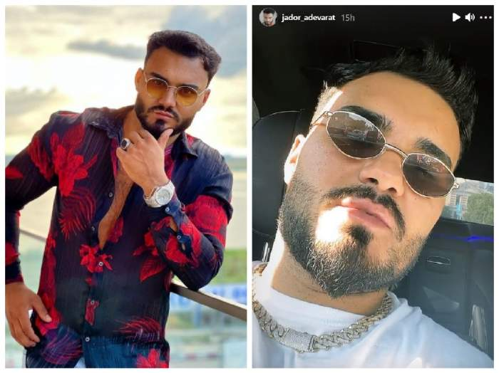 colaj cu Jador pe Instagram