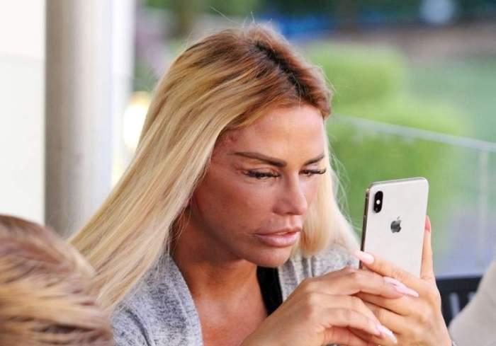 Katie Price, desfigurată de operațiile estetice. Cum arată fața celebrului model după ultima intervenție / FOTO