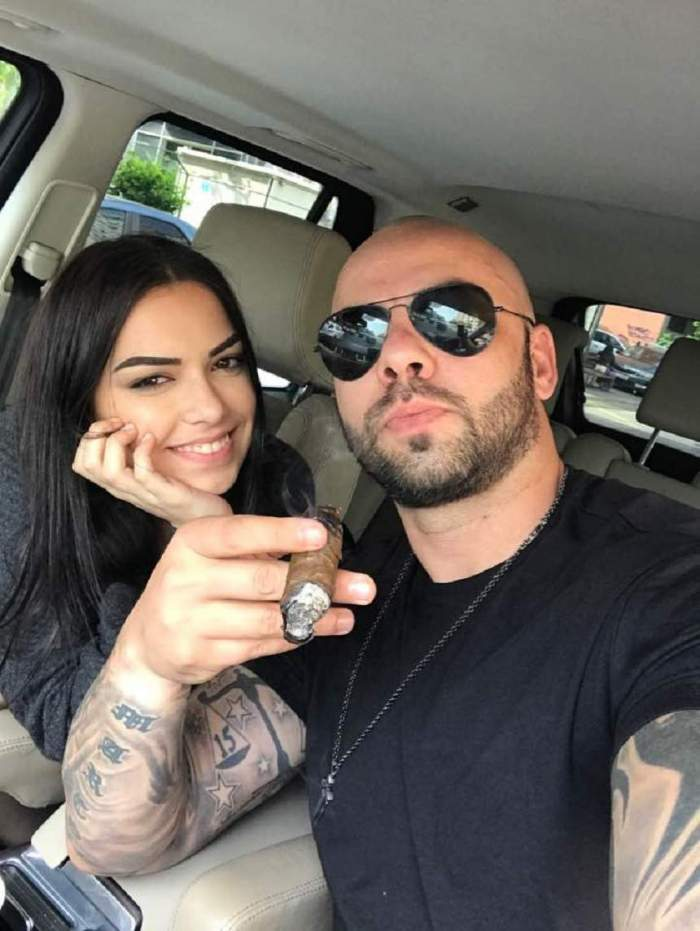 Cine este și cu ce se ocupă fiica lui Giani Kiriță. Roxana are 23 de ani și este foarte frumoasă