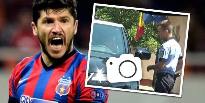 Iubita lui Cristi Tănase, oprită de Poliție după ce a încălcat legea. Cum a reacționat bruneta la avertismentele agenților / PAPARAZZI