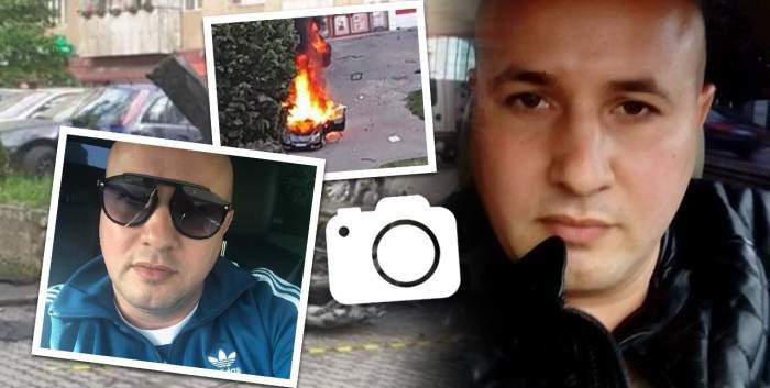 Atacul cu bombă de la Arad: suspectul fugar, legături cu un polițist condamnat pentru trafic de droguri, contrabandă cu țigări și... incendierea unui bolid!