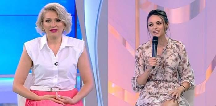 """Acces Direct. Când va fi lansată melodia Mirelei Vaida și a Cosminei Adam. Asistenta emisiunii a dezvăluit numele piesei: """"E gata!"""" / VIDEO"""