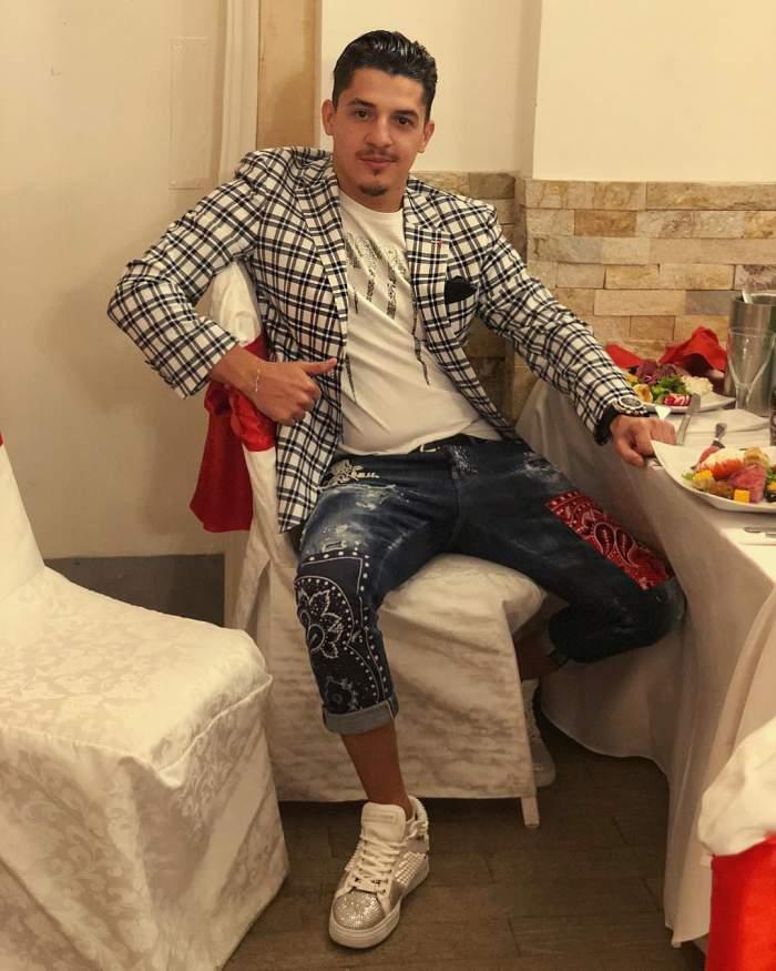 Cine sunt și cum arată părinții lui Bogdan de la Ploiești. Celebrul manelist i-a scos la un restaurant pe malul Mării / FOTO