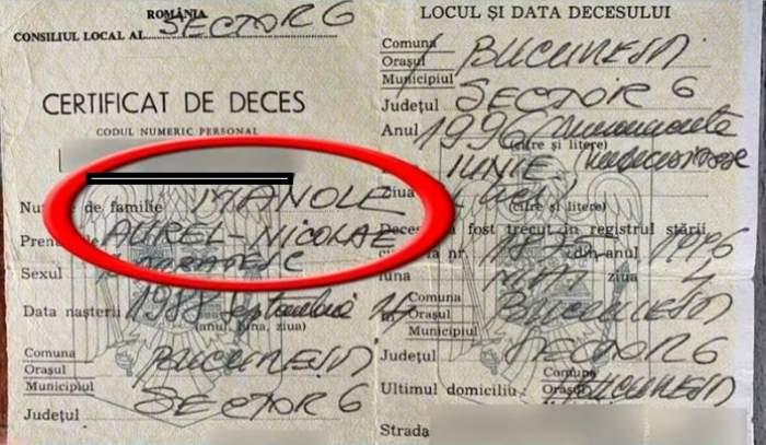 Acces Direct. Dovada că Ramona de la Clejani și fratele decedat ar avea același tată! Ioniță de la Clejani, prezent în certificatele de naștere a celor doi / VIDEO