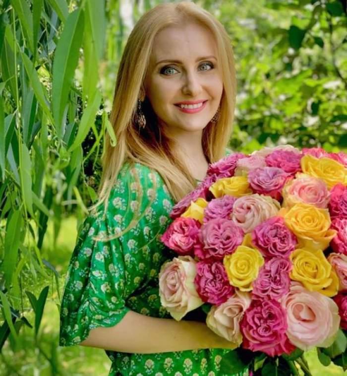 Cum o răsfață Alexandru Ciucu pe soția lui, Alina Sorescu, de ziua ei de naștere. Cei doi par să fie mai fericiți ca niciodată / FOTO