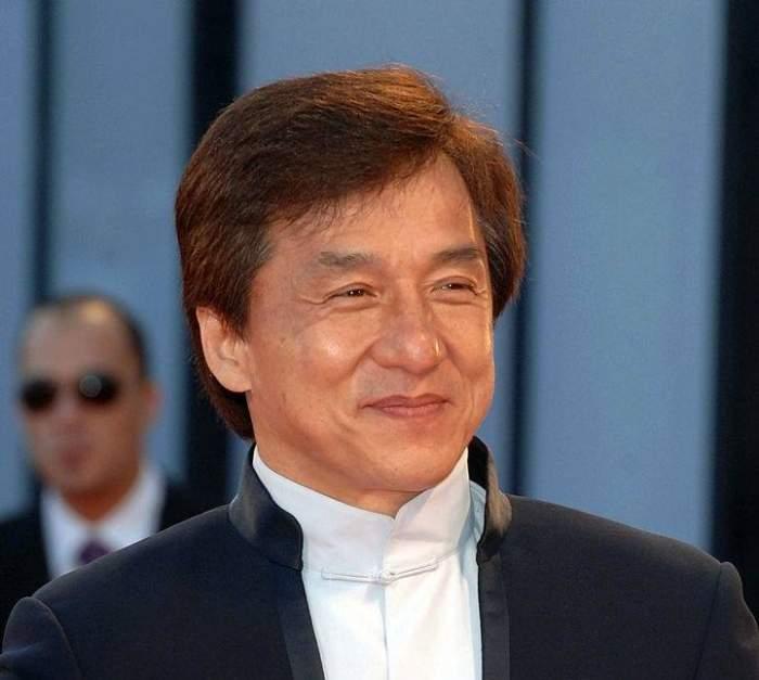 Jackie Chan, la un eveniment