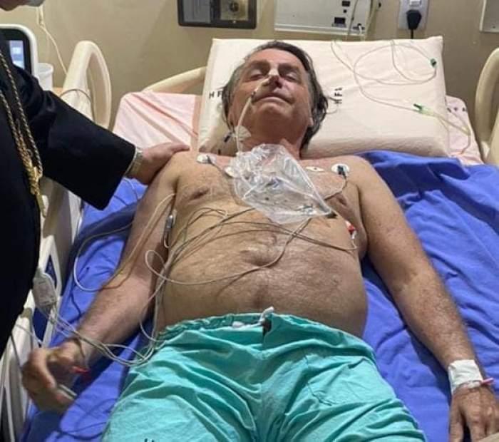 Jair Bolsonaro, președintele Braziliei, internat de urgență cu diagnosticul de sughițuri cronice. Ce au spus medicii