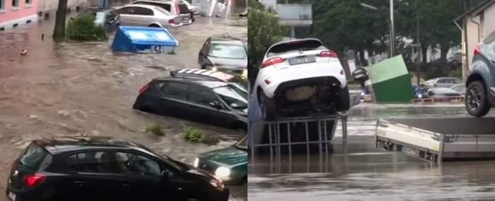 Peste 21 de morți în inundațiile din Germania. Zeci de oameni încă sunt dați dispăruți
