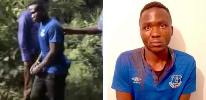 Un tânăr de 20 de ani din Kenya se crede vampir! A ucis zece copii în ultimii cinci ani