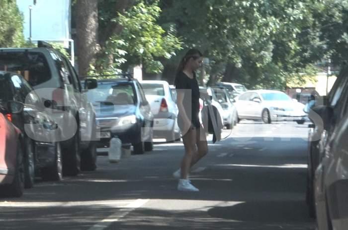 """Mira a încălcat legea pe """"străzile din București""""! Cântăreața n-a mai ținut cont de nimic în trafic / PAPARAZZI"""