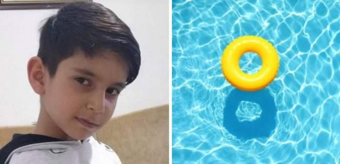 Scene de groază în Turcia! Un băiețel a murit înecat în piscină chiar în fața părinților care nu au sesizat semnele de ajutor