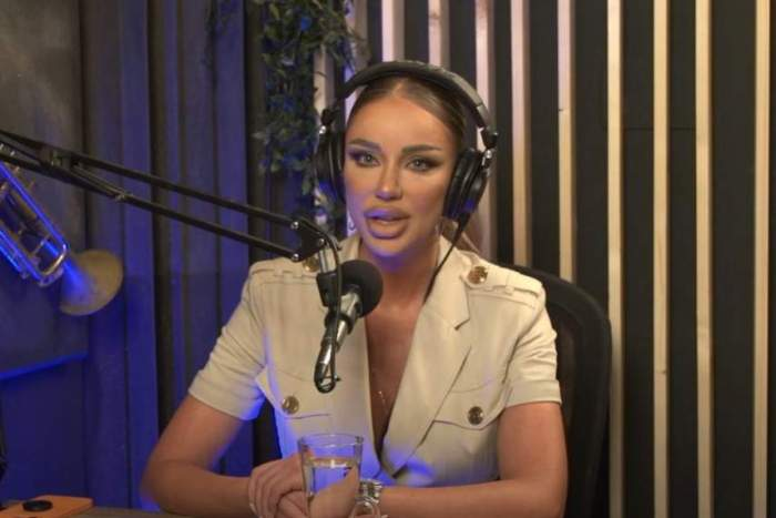 """Bianca Drăgușanu, îndrăgostită până peste cap de Gabi Bădălău. Ce declarații a făcut vedeta despre relația cu afaceristul: """"Mă văd mireasă și a treia oară"""" / VIDEO"""