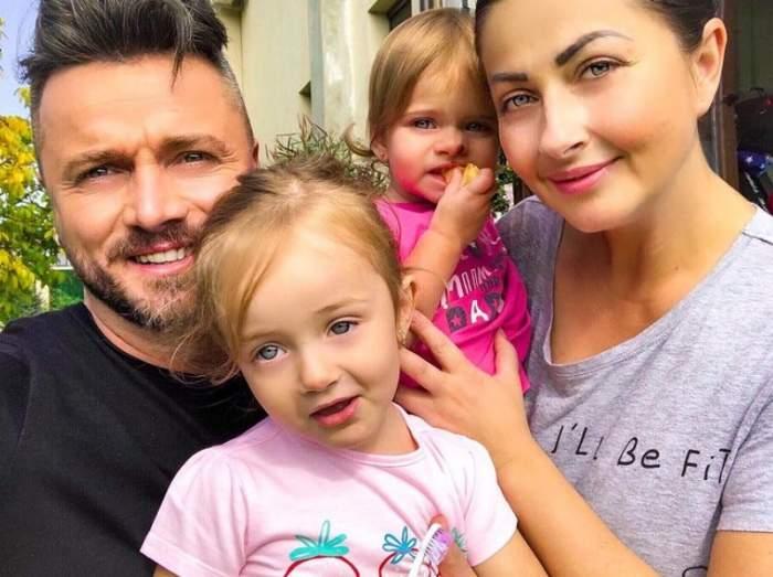 Probleme de sănătate în familia Gabrielei Cristea. Ce s-a întâmplat, de fapt, cu vedeta Antena Stars și fiicele ei / VIDEO