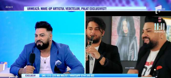 Vărul lui Florin Pastramă, la Acces Direct