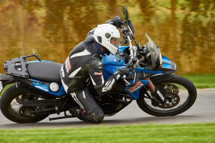 Cine este Cristian Predoi, motociclistul mort într-un accident la Șaru Dornei, în Suceava. Bărbatul pierduse controlul într-o curbă / FOTO