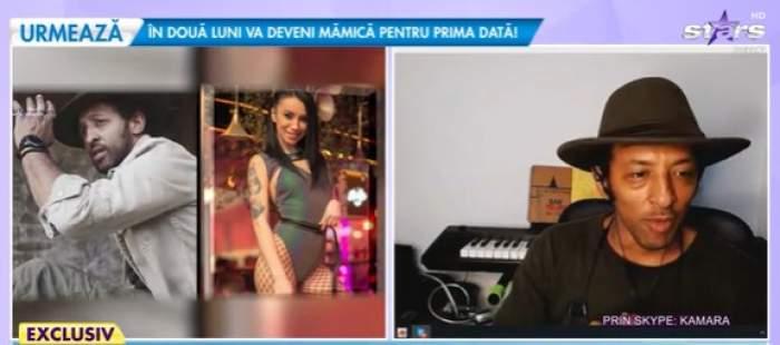 Kamara, la Antena Stars
