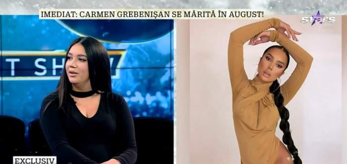 Larisa Udilă, la Xtra Night Show