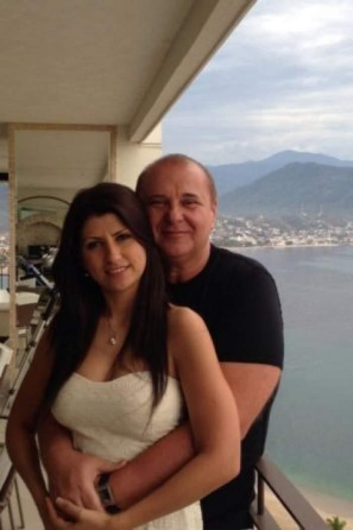 Alina Radi și Nick Rădoi, îmbrățișați