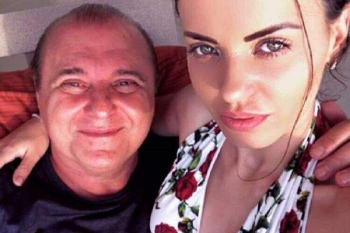 Nick Rădoi și Mădălina Apostol, îmbrățișați, zâmbitori