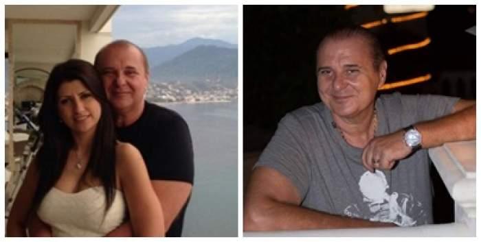Colaj foto cu Nick Rădoi și Alina Radi îmbrățișați