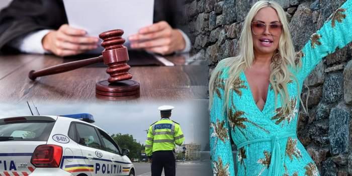 Vica Blochina, show total cu poliția, după ce a fost prinsă în fapt / Le-a pregătit o surpriză de proporții