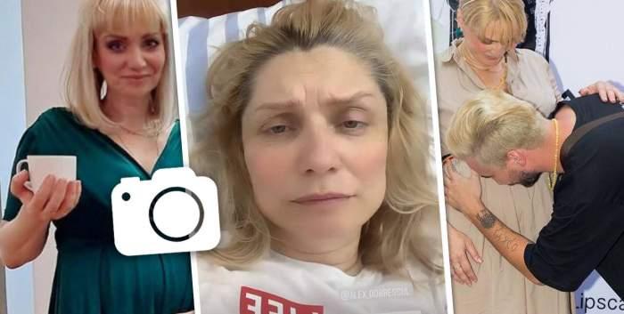 """Primele declarații ale Cristinei Cioran, după ce a fost nevoită să nască mai devreme. În ce stare se află vedeta și fetița ei: """"Speriată, îngrozită"""" / VIDEO"""