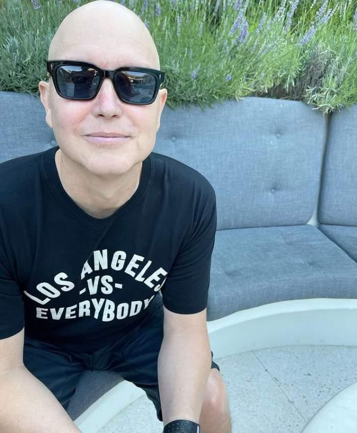 """În ce stare se află Mark Hoppus, aflat în ultimul stadiu de cancer. Fondatorul trupei Blink-182 se teme pentru viața lui: """"Încearcă să mă omoare"""""""