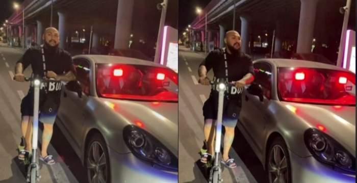 """Prin ce trece Dani Mocanu de când a rămas fără permisul de conducere: """"M-au ajuns blestemele lu` soacră-mea"""" / VIDEO"""