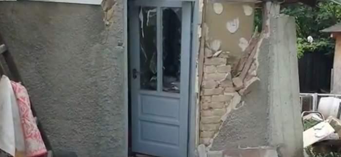 casa devastata