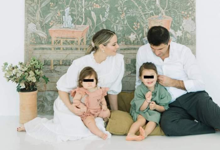 Soțul Laurei Cosoi și-a sărbătorit azi ziua de nașere. Ce urare i-a făcut actrița pe pagina de socializare