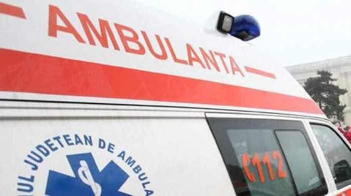 imagine cu o ambulanță