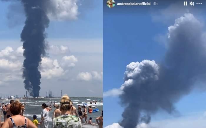 andreea balan imagini explozie