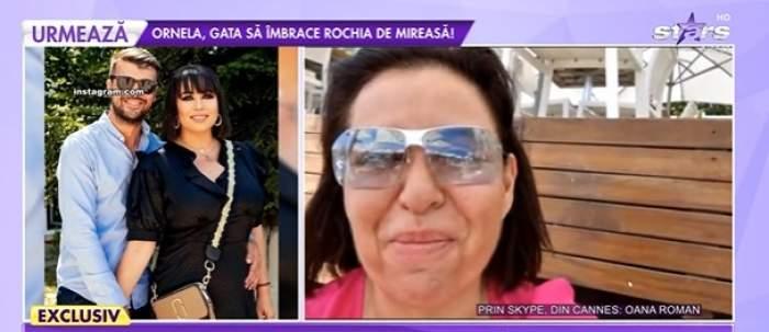 Oana Roman, din vacanță la Antena Stars