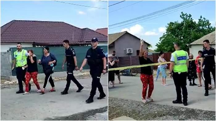 Autorul crimei din Corbu, un vecin al familiei. S-a găsit în locuința lui maceta plină cu sânge și haina cu care era îmbrăcat