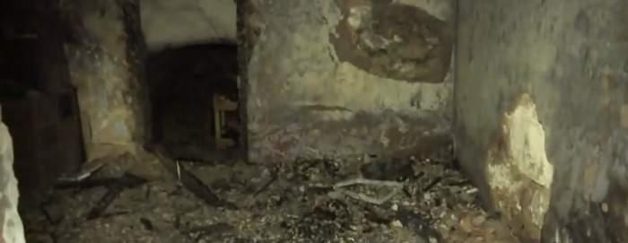 Un adolescent de 13 ani din Harghita a încercat să-şi scoată bunicii din flăcări. Cei doi au fost găsiți decedați, ținându-se în brațe / FOTO