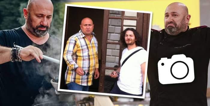 """Florin Dumitrescu, urare de """"La mulți ani"""" fastuoasă, de ziua de naștere a lui Cătălin Scărlătescu: """"Cel mai bun bucătar român în viață"""" / FOTO"""
