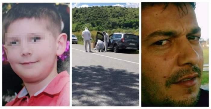 Tatăl criminal din Cluj, care și-a ucis fiul de opt ani, apoi l-a plimbat mort cu mașina timp de două zile, a fost condamnat la închisoare pe viață