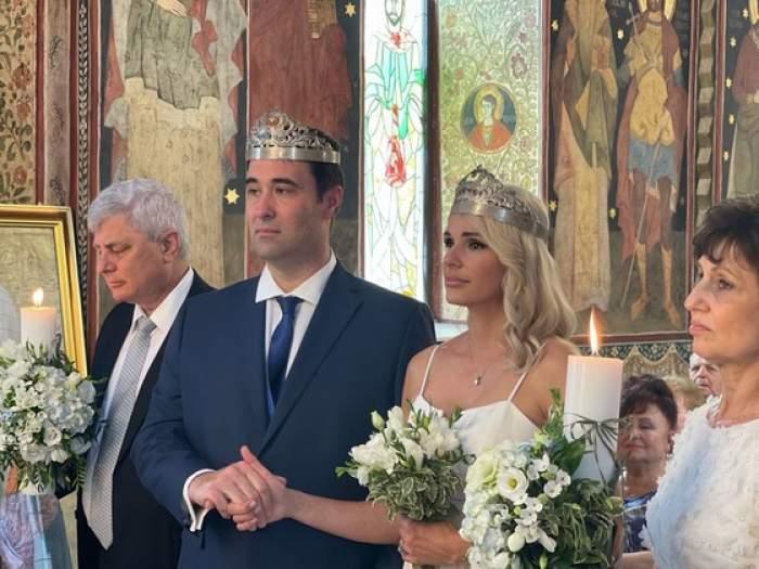 Cine este Steve Schroeter, soțul lui Catrinel Sandu. Cei doi au făcut nunta în România, în secret