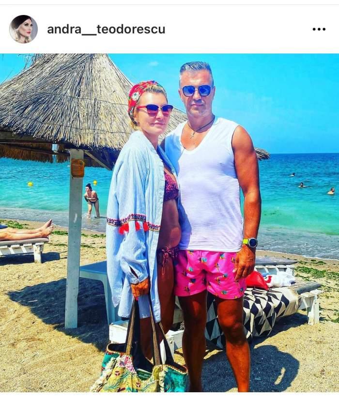 Iubita lui Daniel Pancu, prima imagine cu burtica de gravidă! Cum s-a afișat Andra Teodorescu pe Instagram / FOTO
