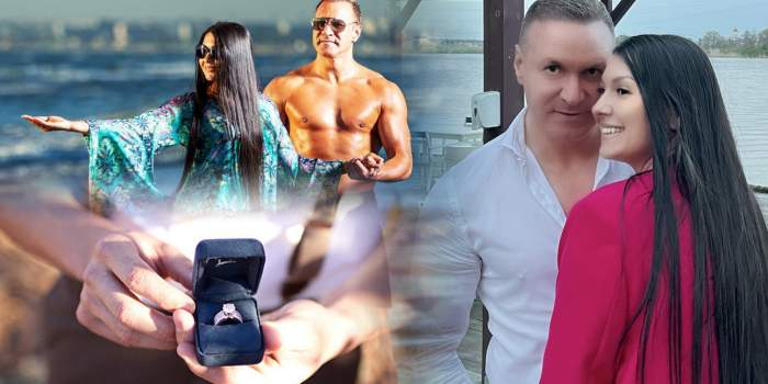 Alin Oprea și Medana s-au logodit, după doi ani de relație. Anunțul a fost făcut de artist / FOTO