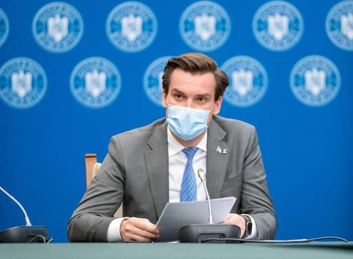 """Andrei Baciu, despre a treia doză de vaccin împotriva SARS-CoV-2: """"Sunt două opţiuni din punct de vedere ştiinţific"""""""