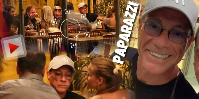 Jean-Claude Van Damme, vizită secretă în România. De ce a venit și cum a fost surprins celebrul actor / PAPARAZZI