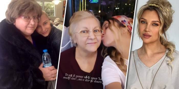 Lora a transmis un mesaj trist, cu ocazia zilei de naștere a mamei sale