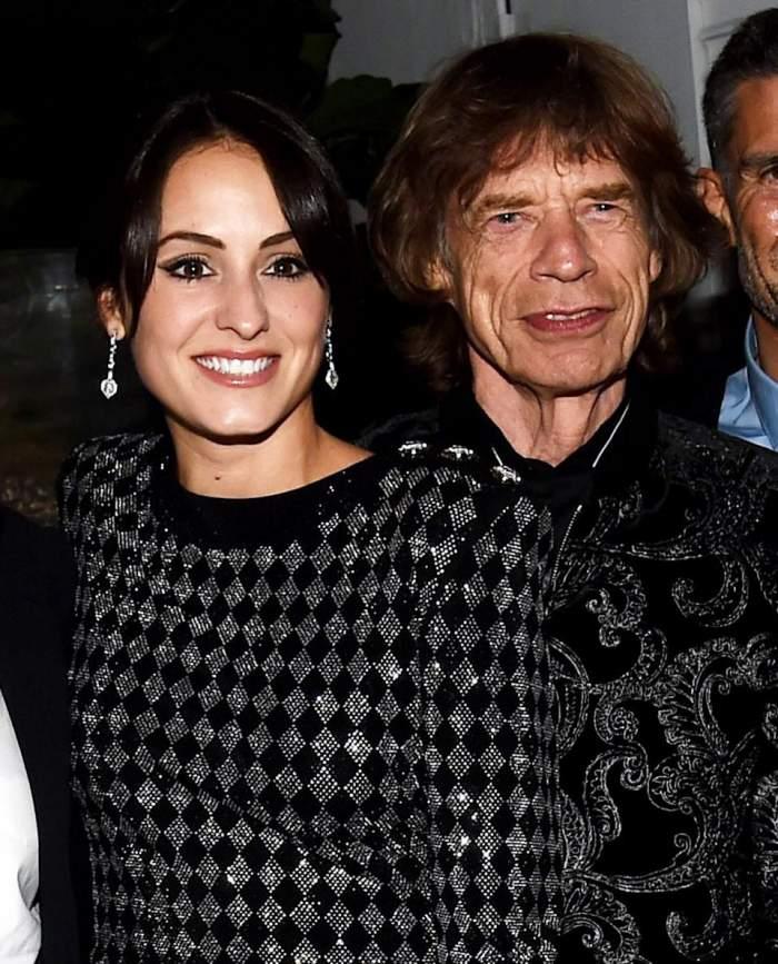 Cine este Melanie Hamrick, iubita cu 43 de ani mai tânără a lui Mick Jagger. A publicat o imagine cu familia lor