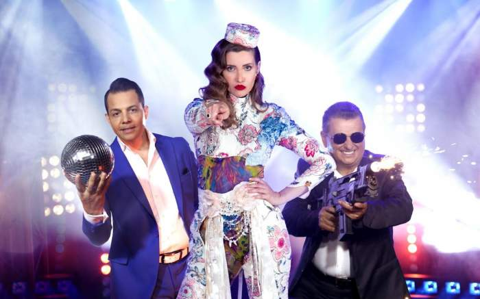 Iulia Albu, Nea Mărin şi Jean de la Craiova, jurați în emisiunea Splash! Vedete la apă. Ce alte surprize pregătește noul sezon de la Antena 1